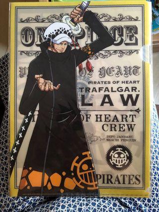 日本A4 File One Piece