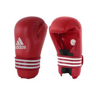 🚚 Adidas Kickboxing Wako Training Gloves in Blue & Red