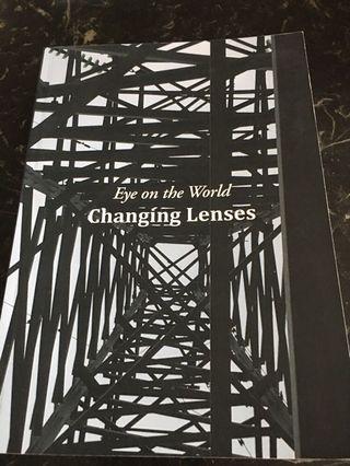 Eye On The World : Changing Lenses (2018 publication)