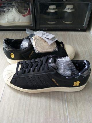 🚚 Adidas superstar undftd bape