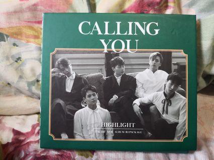 #highlight # beast <Calling you> 淨專