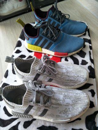 🚚 Adidas NMD