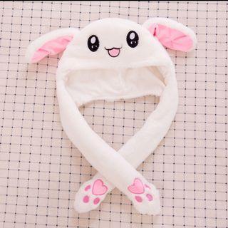 [PO] moving bunny ear hat