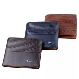 Men's Luxury Wallet (PU Leather) FREE POSTAGE