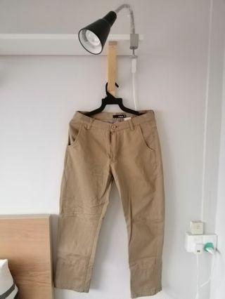77th Street Mens Khaki Pants