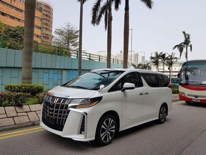 Toyota ALPHARD SA
