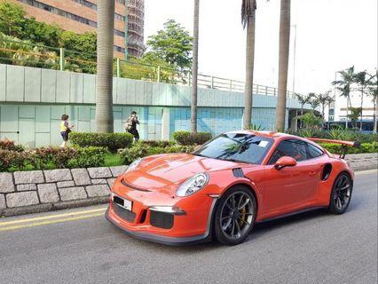 Porsche 991 GT3RS