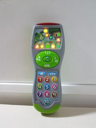 LEAPFROG learning toy lights remote