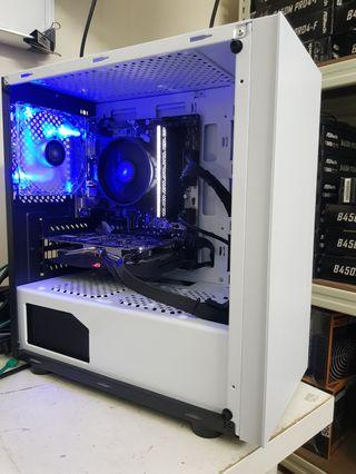Custom PC (1300X with Strix RX460)