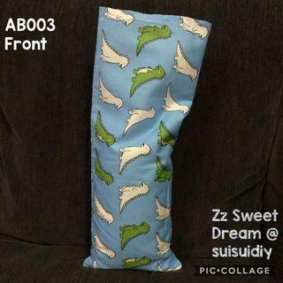 AB003 ~ Baby's Beansprout Husk / Buckwheat Hull Pillow