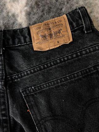 Highwaisted Vintage Levi's