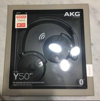 🚚 AKG Y50BT