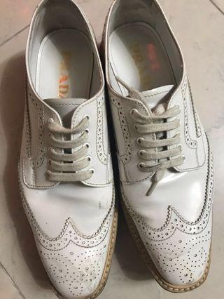 Prada shoes 皮鞋