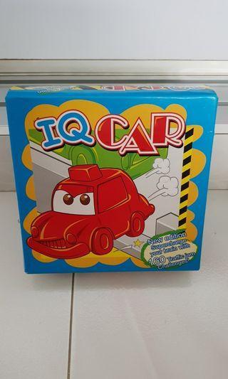 🚚 IQ car puzzle