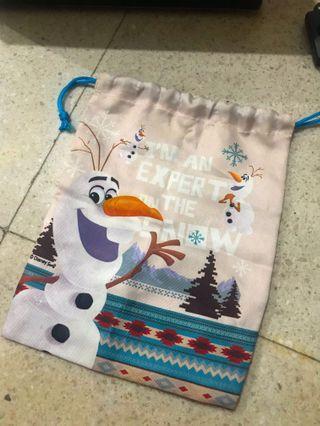 Frozen Pouch String Bag