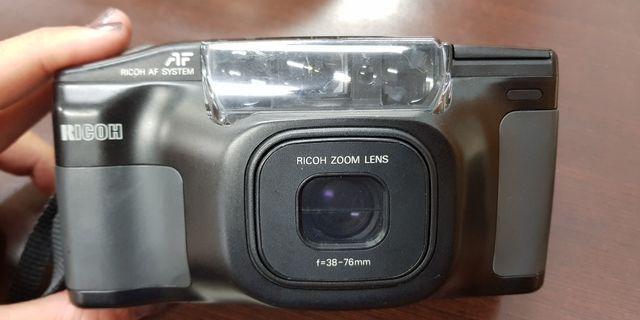 Ricoh理光-RZ750閃光底片機(送底片)