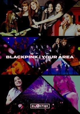 [PO] BLACKPINK IN YOUR AREA CD + PHOTOBOOK