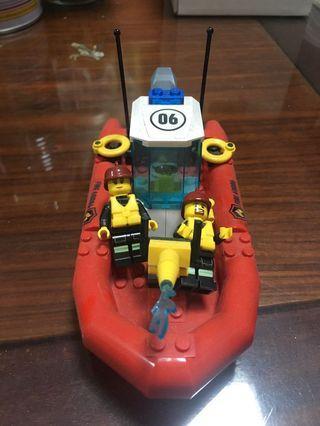 樂高 消防船(正版)