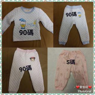 2手嬰兒衣服@60/4件