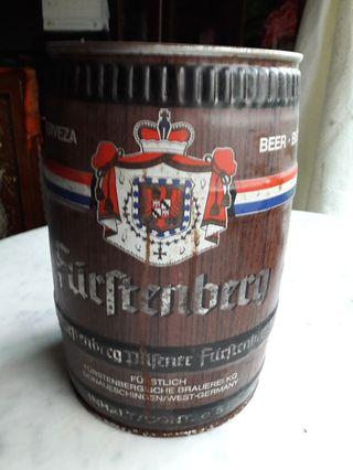 🚚 vintage beer drum from Germany