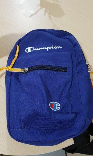 #BAPAU tas sling bag CHAMPIONS