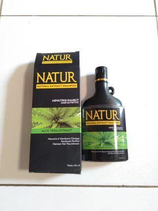 Shampoo Natur Aloe Vera