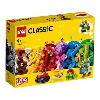 [ 順豐站取貨 ] Lego 11002 Classic Basic Brick Set