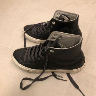 Converse US 9,High cut, Lunarlon sole