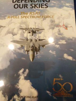 🚚 50th Anniversary RSAF-Defending Our Skies