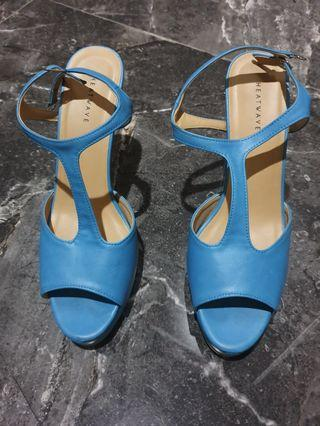 Heatwave Blue Highheels