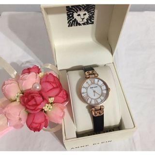 Anne klein貝殼羅馬錶