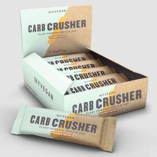 12 Bars, MyProtein, Vegan Carb Crusher, Protein Snack, Whey Protein, Protein Powder