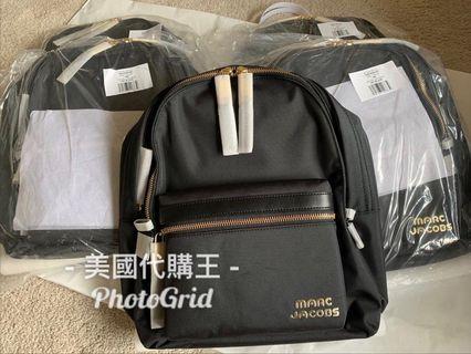 現貨Marc Jacobs Large Nylon Backpack