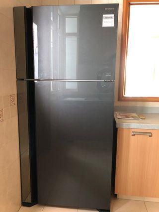 🚚 Hitachi Refrigerator (R-VG690P3MS)