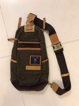 Nifco masterpiece shoulder bag