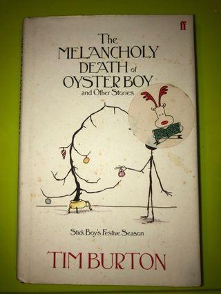 🚚 The Melancholy Death of Oyster Boy & other stories | Tim Burton