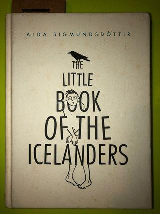 🚚 The Little Book of Icelanders | Alda Sigmundsdóttir