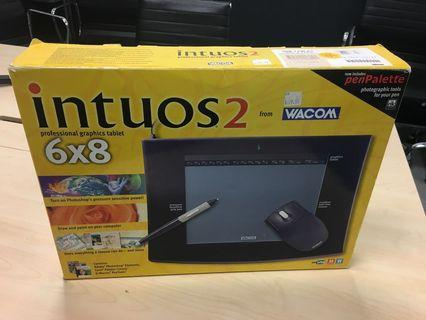 Intuos 2 Wacom PC Tablet - Like New!