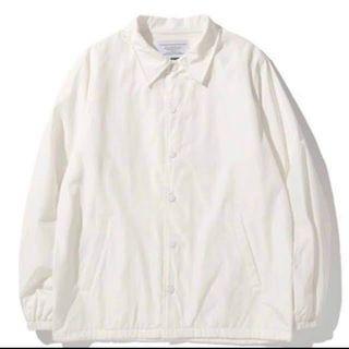 教練外套 白色 M