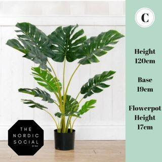 INSTOCKS Artificial Plants Nordic Style