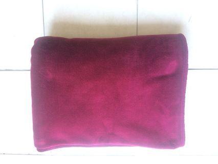 Single quilt blanket