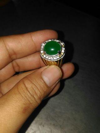 #mauthr Bismillah jual cincin giok....