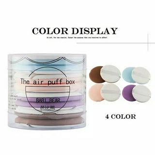 Puff air cushion/pcs (Spons bb cream,foundation,cushion)
