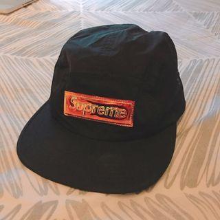 Supreme laser camp cap 五分帽