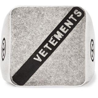 Vetements Ring