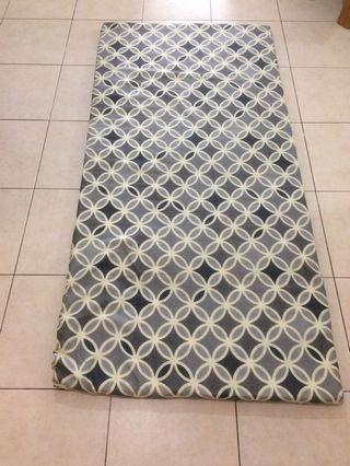 Foldable Thin single mattress
