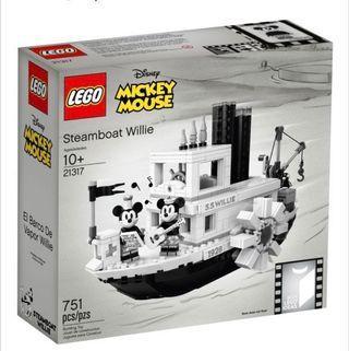 Lego 21317 Mickey (現貨)