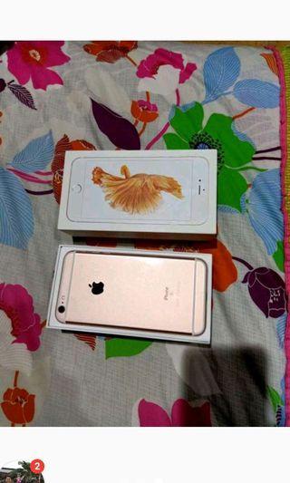 iPhone 6s plus gold 64