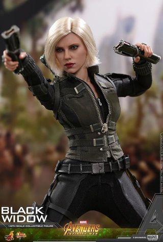 Hot Toys Infinity War Black Widow