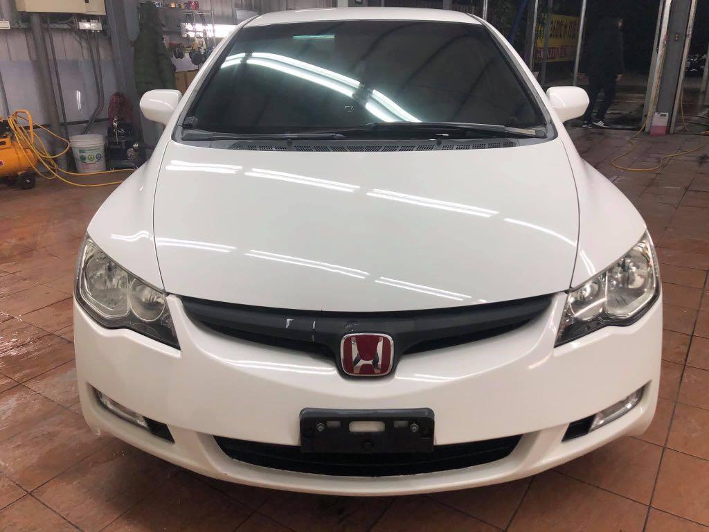 2006年Honda k12里程保證車況保證底盤安靜沒有異音
